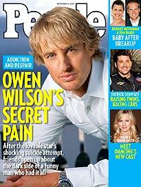 Owen Wilson: What Happened?