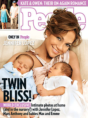 photo | Babies, Twins, 2000, Jennifer Lopez Cover, Jennifer Lopez, Kate Hudson, Owen Wilson