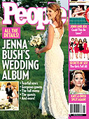 Jenna Bush's Texas Style Wedding
