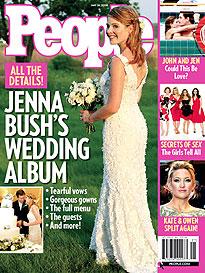 Jenna Bush's Texas Style Wedding