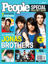 Growing Up Jonas