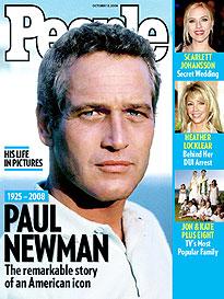 American Idol: Paul Newman 1925-2008