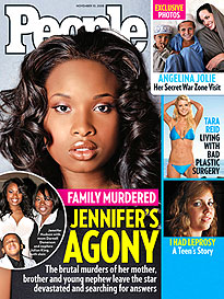 Jennifer Hudson: A Family's Nightmare