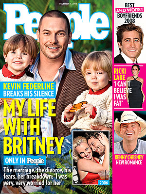  photo | Kevin Federline Cover, Jake Gyllenhaal, Jayden James Federline, Kenny Chesney, Kevin Federline, Sean Preston Federline