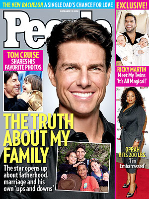 photo | Hot Dads, Tom Cruise Cover, Oprah Winfrey, Ricky Martin, Tom Cruise
