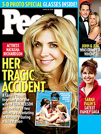 Natasha Richardson Her Tragic Accident
