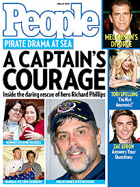 Dramatic High-Seas Rescue Captain Courageous