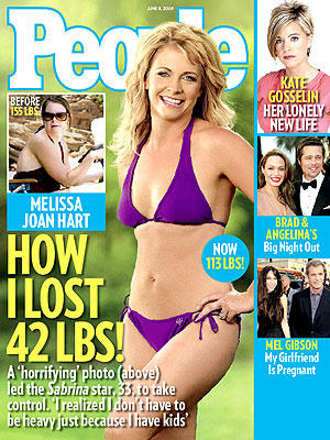 photo | Celebrity Weight Loss, Show Some Skin, Angelina Jolie, Brad Pitt, Kate Gosselin, Mel Gibson, Melissa Joan Hart, Oksana Grigorieva