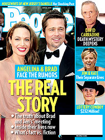 The Truth About Brad & Angelina
