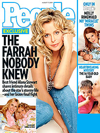 The Farrah I Knew
