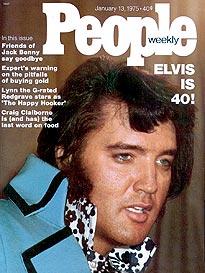 Elvis Presley At 40