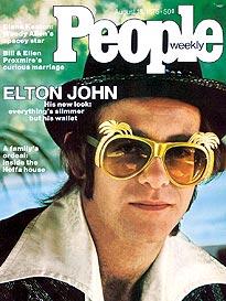 Elton Tones Up & Down