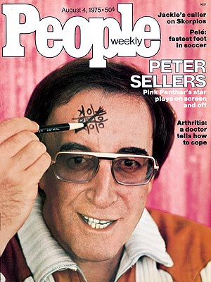 photo | Pink Panther 2, Famous Comedians, Peter Sellers Cover, Peter Sellers