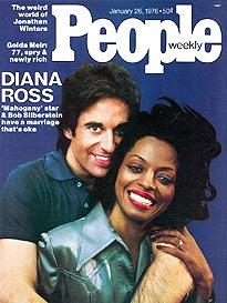 Mr. & Mrs. Diana Ross?