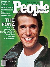 It's The Fonz!