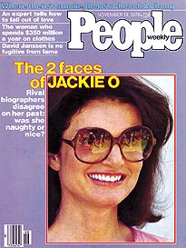The 2 Faces of Jackie O