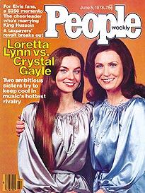 Loretta Lynn & Crystal Gayle