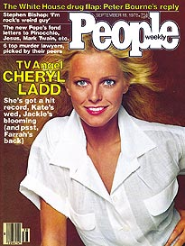 TV Angel Cheryl Ladd