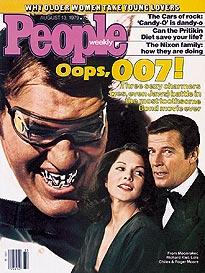 Oops, 007!