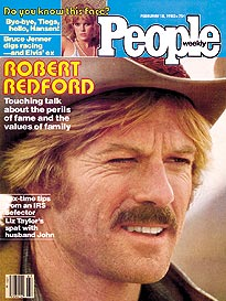 Robert Redford Rides Again