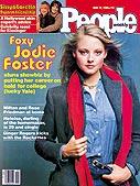 Foxy Jodie Foster
