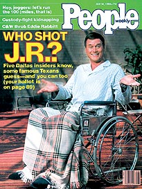 Who Shot J.R.?
