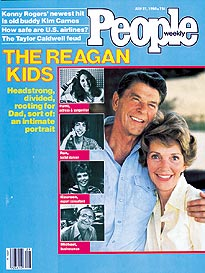 The Reagan Kids