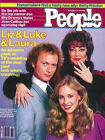 Liz, Luke & Laura!