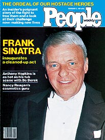 Sinatra Cleans Up