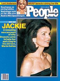 Jackie, Maria & Onassis