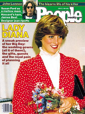photo | Weddings, Princess Diana Cover, The British Royals, John Lennon, Princess Diana