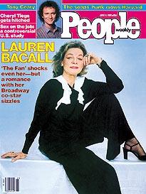 Bacall's Broadway Beau