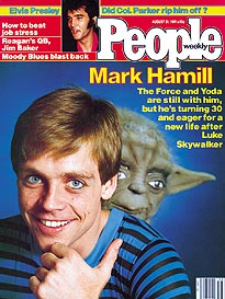 Mark Hamill Strikes Back