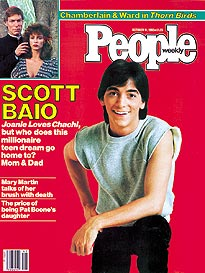 Teen Heartthrob: Scott Baio