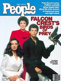 Falcon Crest Soars