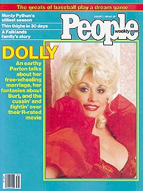 Dolly Does Hollywood!