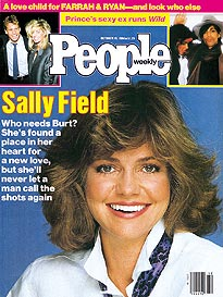 Sally Field Takes A Stand