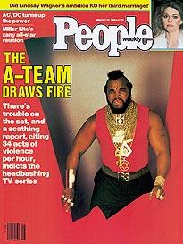 The A-Team Draws Fire
