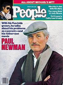Paul Newman at 59