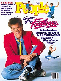 America Goes Footloose