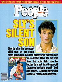 Sly's Silent Son