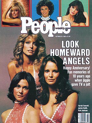 photo | Charlie's Angels, Farrah Fawcett Cover, Jaclyn Smith Cover, Kate Jackson Cover, Farrah Fawcett, Jaclyn Smith, Kate Jackson