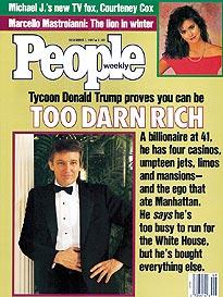 Too Darn Rich