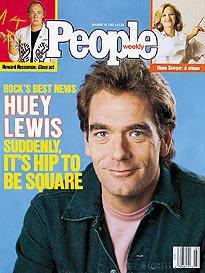 Huey Lewis & Rock's Last Taboo