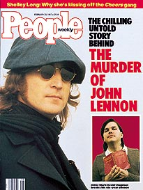 Mark Chapman: the Man Who Shot Lennon