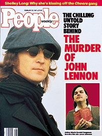 Mark Chapman: the Man Who Shot Lennon