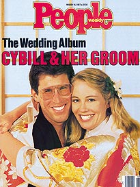 Cybill Gets Hitched