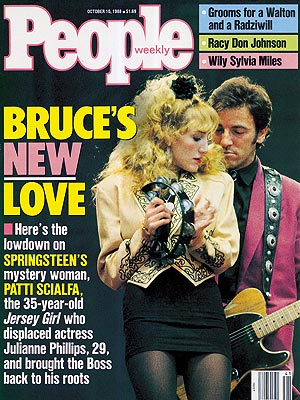 photo | Couples, Bruce Springsteen Cover, Patti Scialfa Cover, Rock Stars, Bruce Springsteen, Patti Scialfa