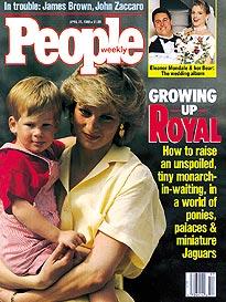 A Royal Upbringing