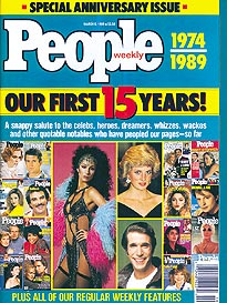PEOPLE Celebrates 15 Years